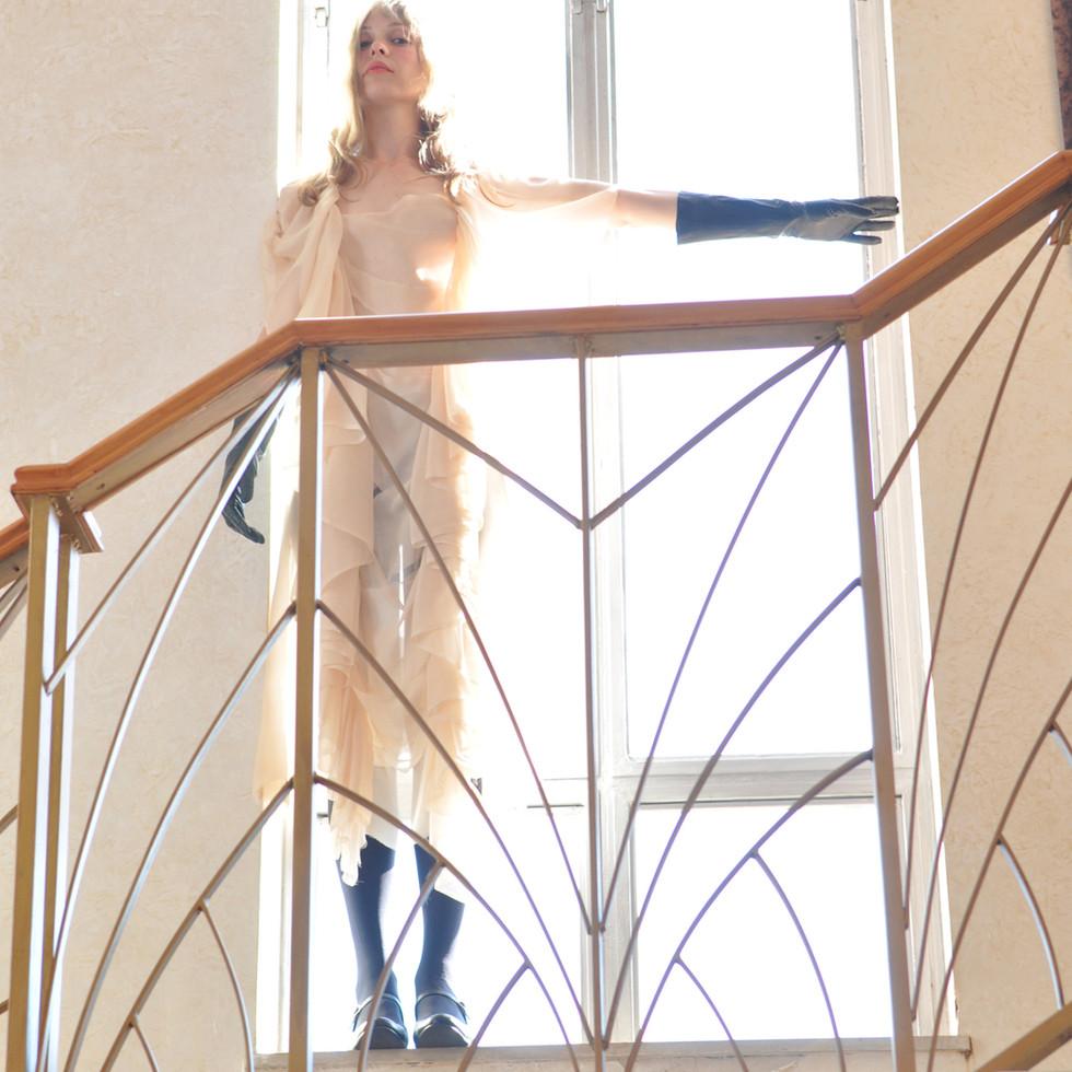 Chiffon Silk Dress