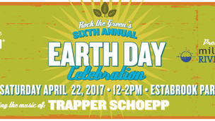 Rock the Green hosts 6th Annual Earth Day Celebration Presented by Milwaukee Riverkeeper