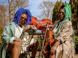 'Music for the Soul': Get to know SistaStrings & PEARLS for Teen Girls 💜🎶