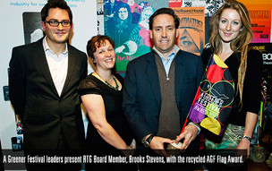 PR Wire:  AGF Award