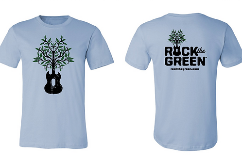 Rock the Green Male's T-Shirt