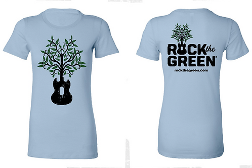 Rock the Green Women's T-Shirt
