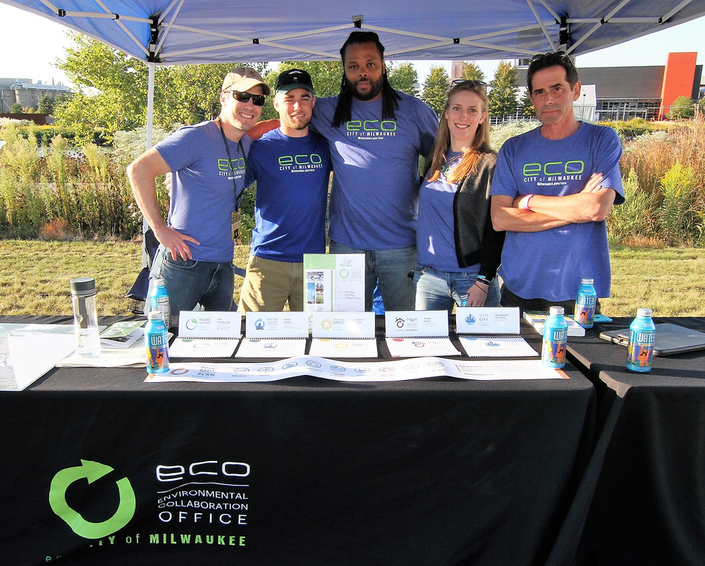 ECO @ Rock the Green Sustainability Festival