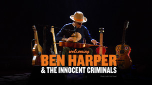 Rock the Green 2017 announces Ben Harper & The Innocent Criminals