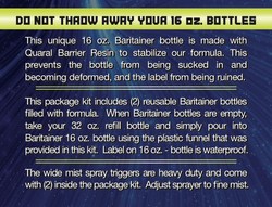 OutBreak Package Kit Card (Front)  4x3