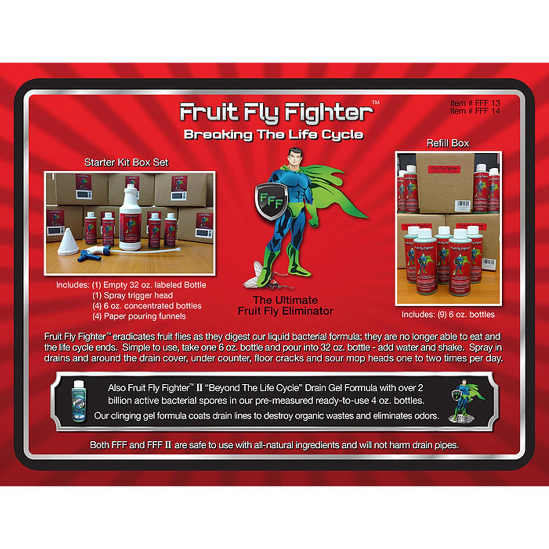 Fruit Fly Fighter Refills