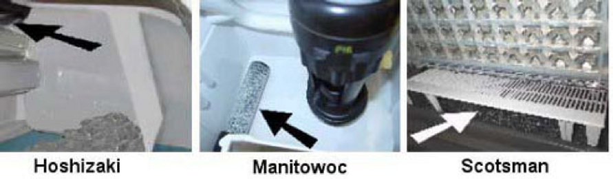 Ice Wand-  In our continuing effort to assist our customers in achieving the highest standards in beverage quality and consumer safety, while holding operational and maintenance costs to a minimum, we are pleased to introduce to you a simplistic, proven-effective product that accomplishes these objectives. The manufacturer has developed a patented technology that controls the growth of bacteria, algae, yeast, mold, and other microbes in ice cube makers. The commercially available product, Ice Wand has been thoroughly tested and approved by Coca-Cola Fountain, Beverage Quality Assurance. The Ice Wand is an easy to install device, that when inserted into the ice cube maker sump, will reduce the frequency and expense of manual and/or professional cleanings. The results are: improved overall beverage quality; clearer ice; better tasting ice; improved sanitation; and reduced maintenance costs. It is recommended that the Ice Wand be replaced every three months.