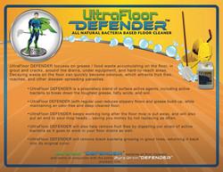 UltraFloor Defender Brochure