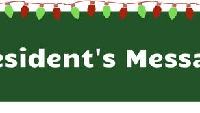 President's Message - December