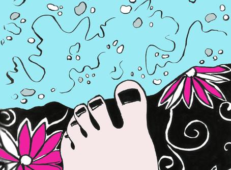 Les pieds
