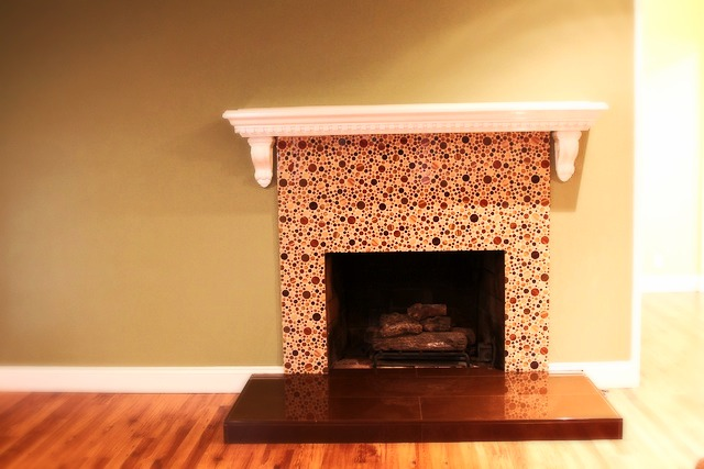 La Crescenta - Fireplace Remodel