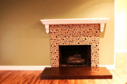 La Crescenta - Fireplace Remodel