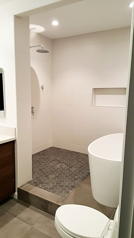 Diamond Bar Master Bathroom - Entry
