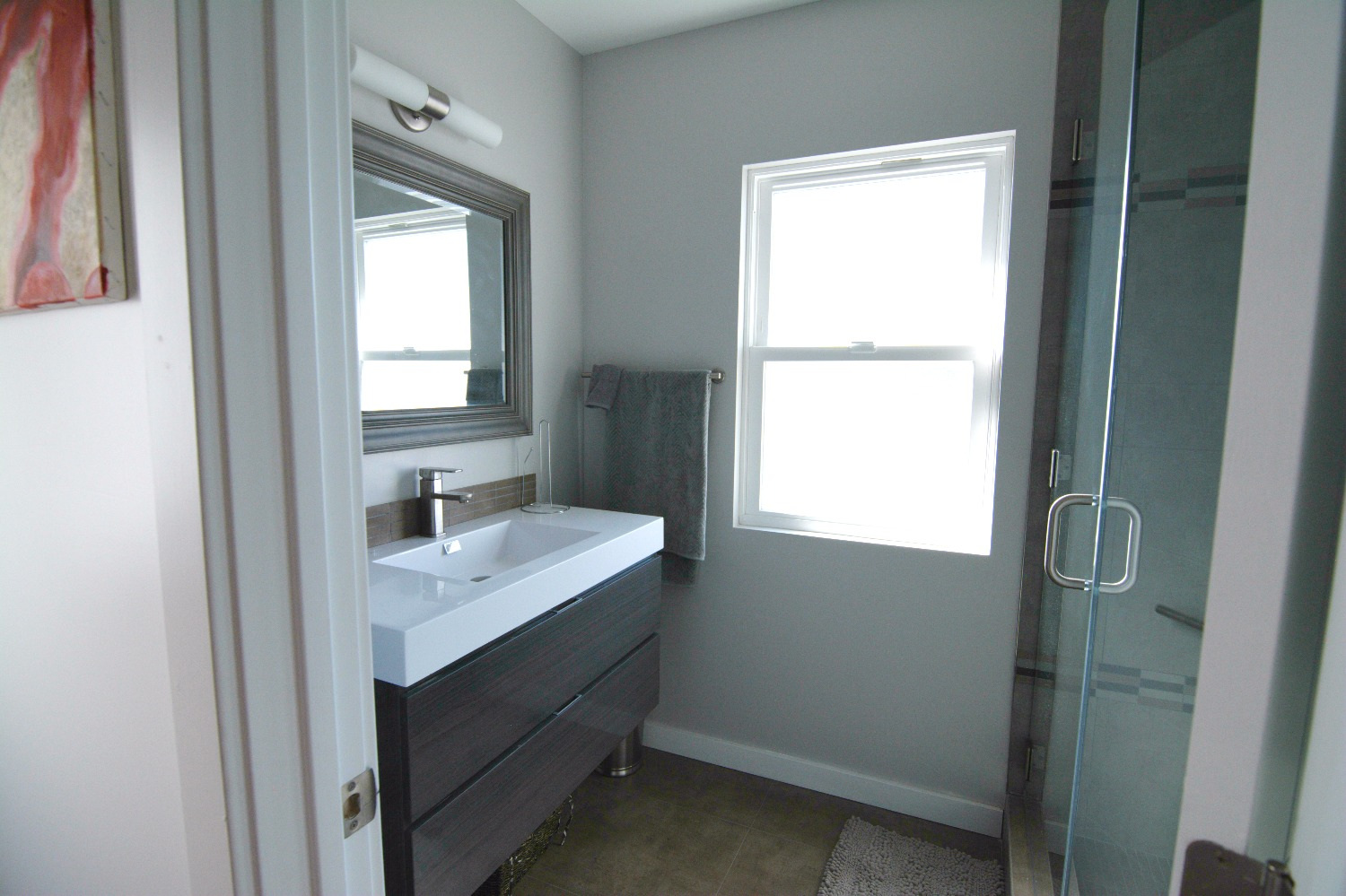 Oakmont - Guest Bathroom Renovation