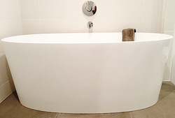 Diamond Bar Master Bathroom - Detail