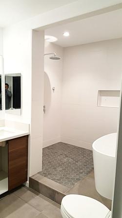 Diamond Bar Master Bathroom - Shower