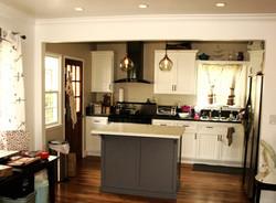 El Monte - Kitchen & Family Rm Reno.