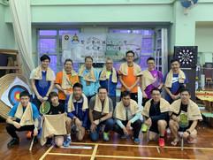 2019 - 羽毛球賽