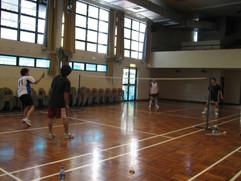 2006 - 排球及羽毛球賽
