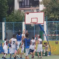 校友會籃球比賽