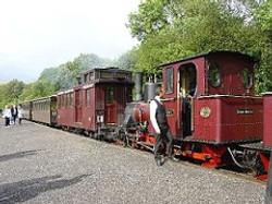 Brecon Mountain Railway 2014