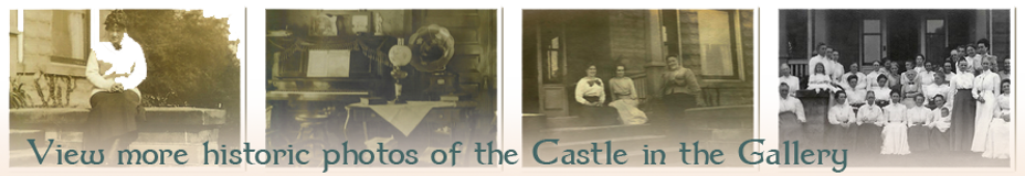More Historic Images of Byers' Castle available in the Gallery