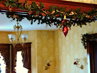 Christmas at Byers' Castle