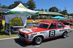 Australian National Street Machine Association Car Show