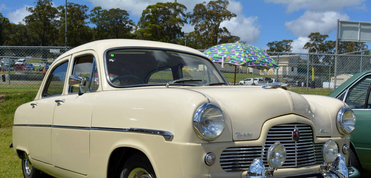 ANSMA - Historic Car