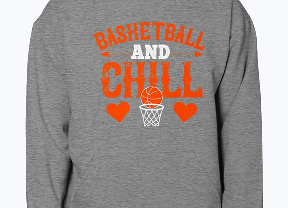 Basketball & Chill Hoodie