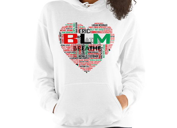BLM Light Unisex Hoodie