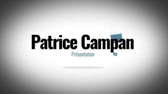 CV Vidéo - Patrice Campan réalisateur