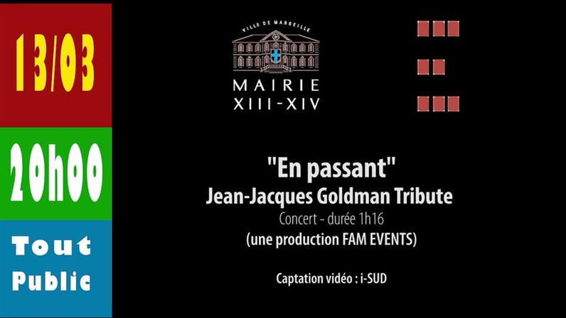 Concert LIVE et VOD (4 caméras
