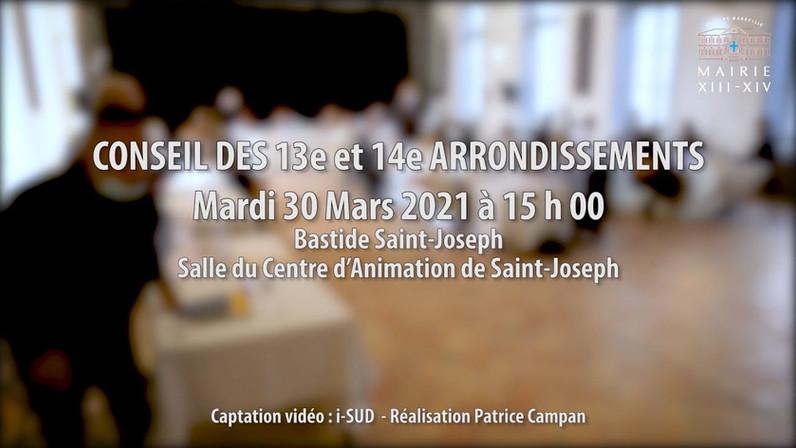 Conseil municipal d'arrondissement pour VOD