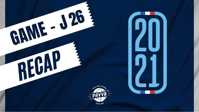 PAVVB match saison 2020-2021