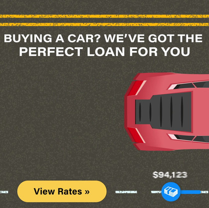Car Loan Ad