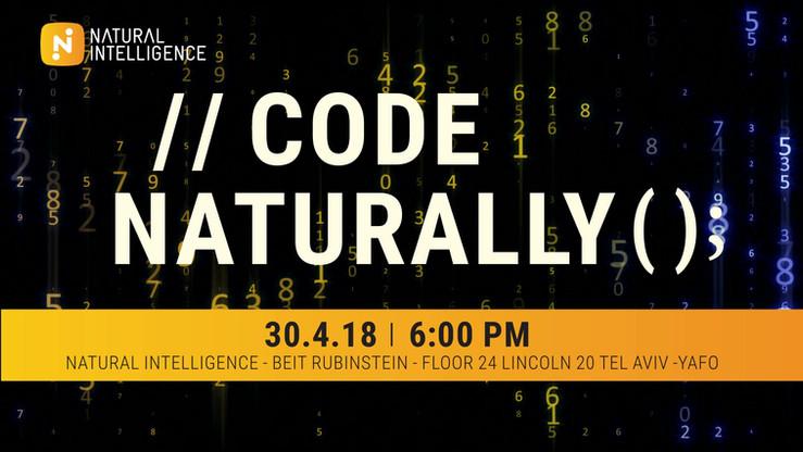 Code Naturally