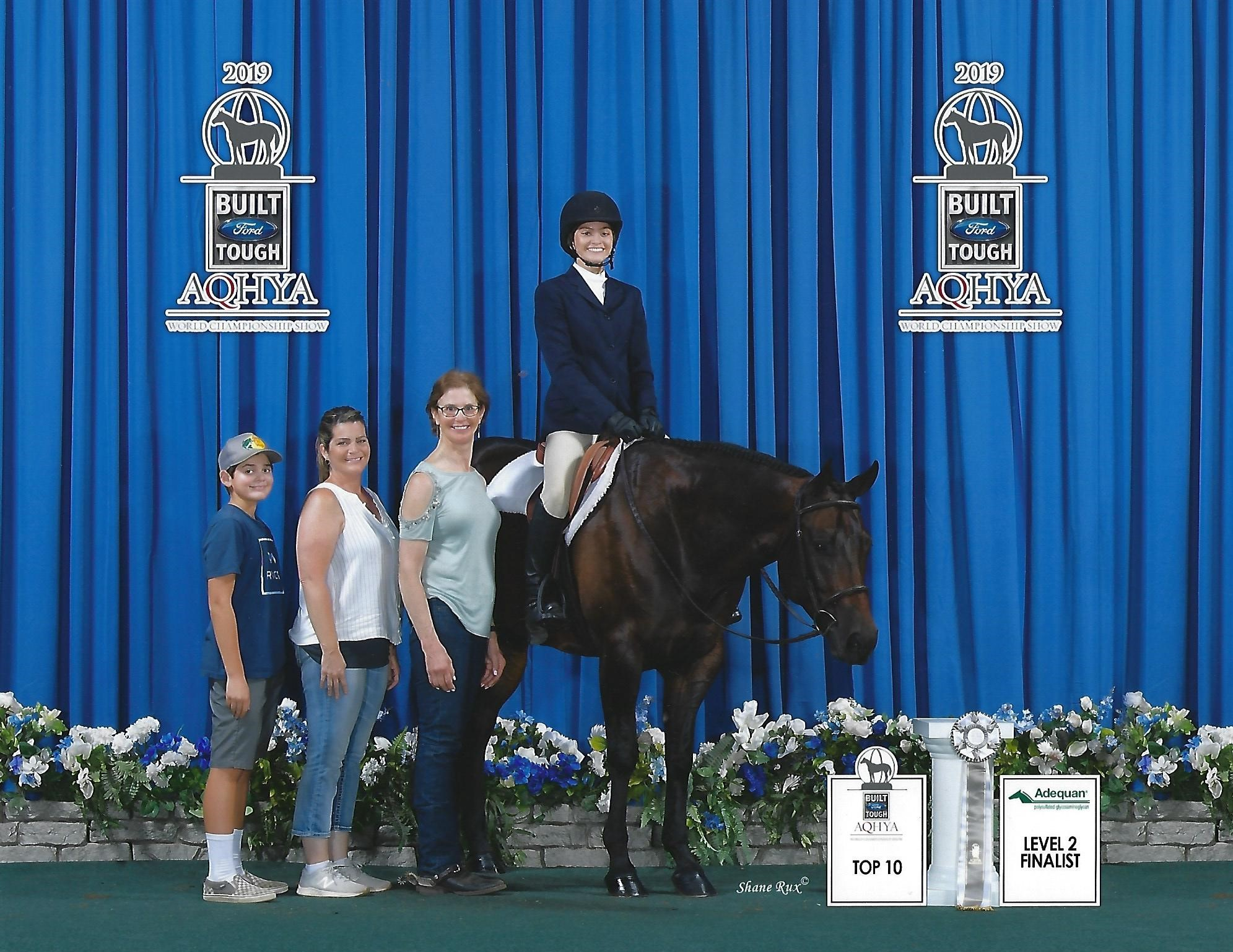 Nadalee Vasquez Equitation World Show 19