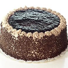Chocolate con Zarzamora