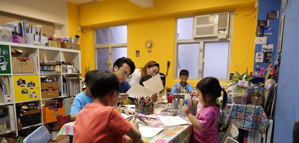 【兒童繪畫分析諮詢】子女教育 X 繪畫分析