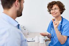 prescribing-medication-to-patient-DKR6AB