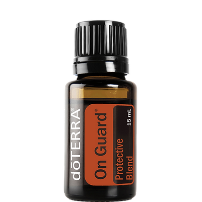 doTERRA CPTG On Guard Protective Blend 1