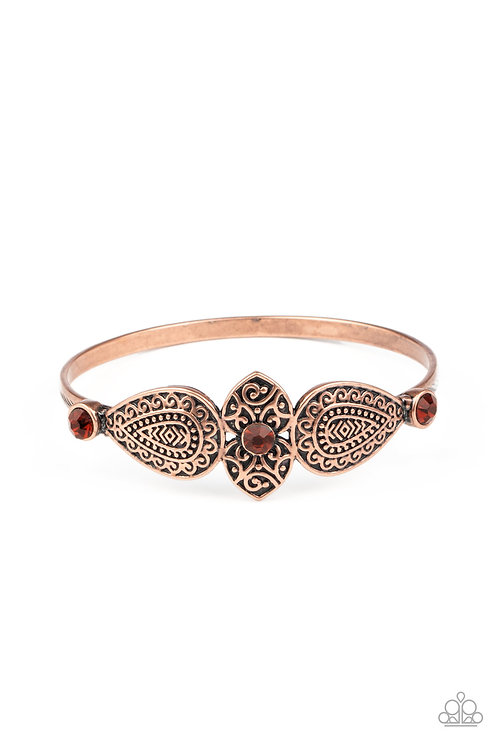 Flourishing Fashion - Copper