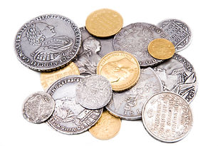 Image to support we sell coins - Crown Pawn Shop