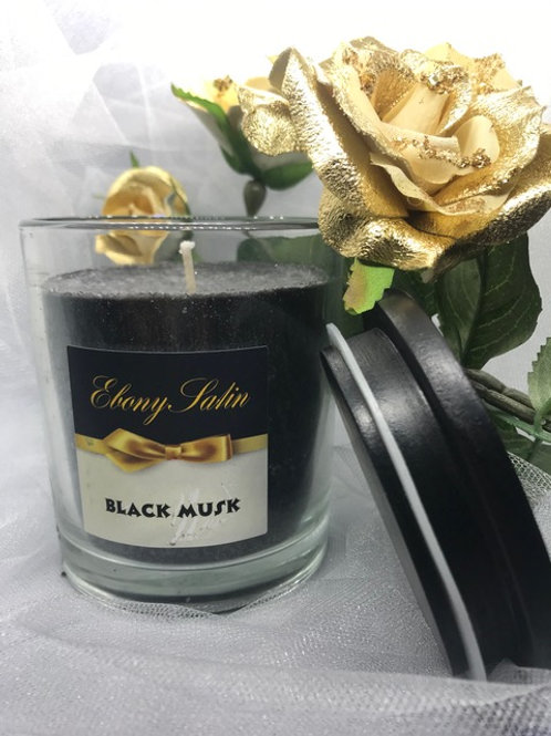 Black Musk Candle