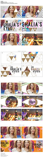 Through Ghalia's Eyes