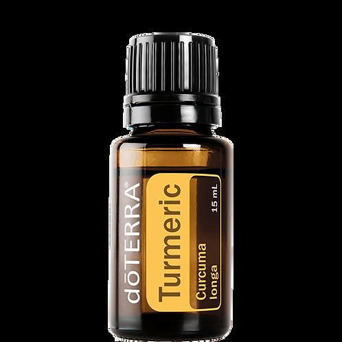 doTERRA CPTG Turmeric Essential Oil 15ml