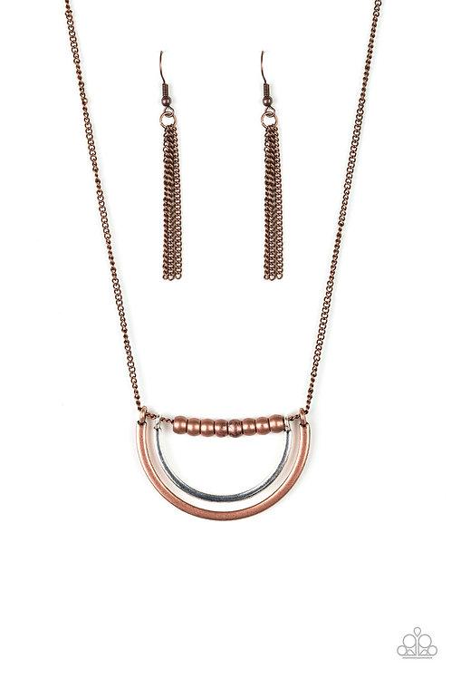 Artificial Arches   Copper