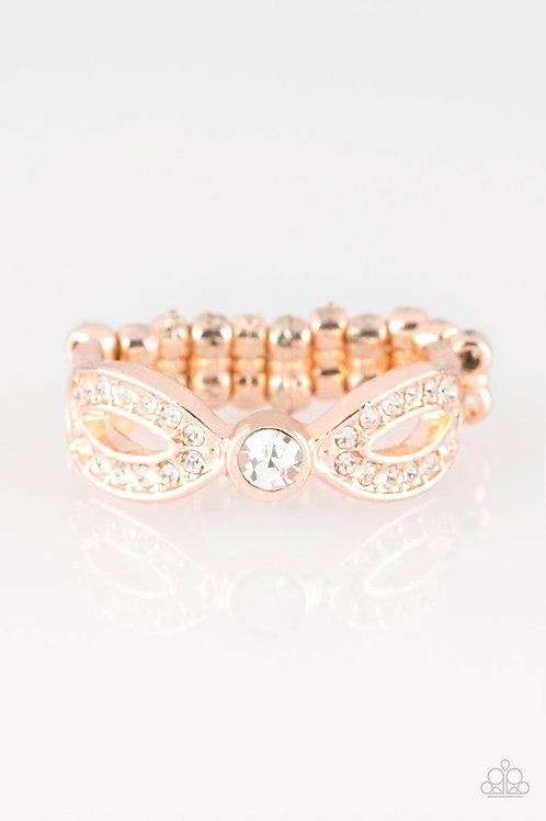 Extra Side of Elegance   Rose Gold