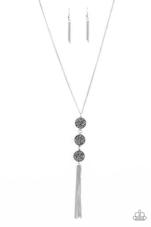 Triple Shimmer - Silver